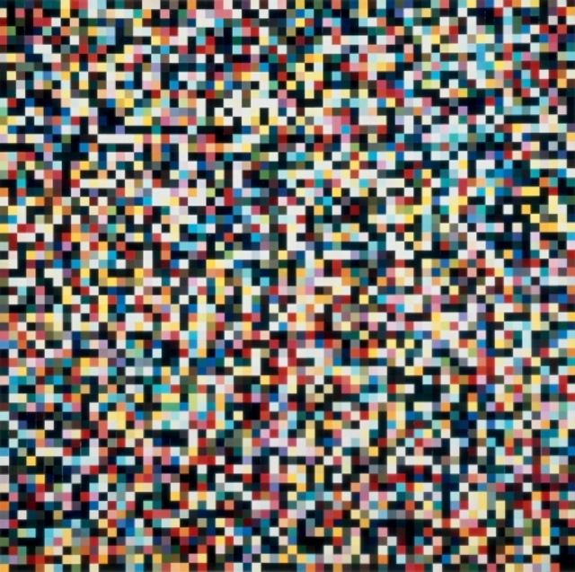 Gerhard Richter, 4096 colours, 1974